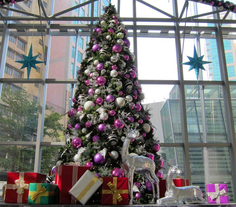 香港定制购买大型圣诞树