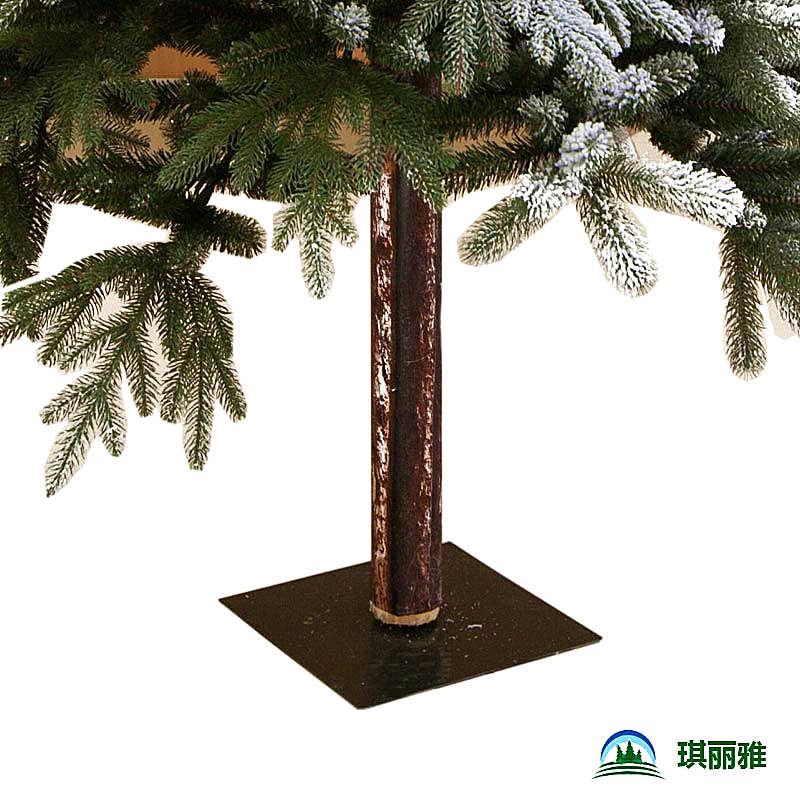 铁板底座圣诞树