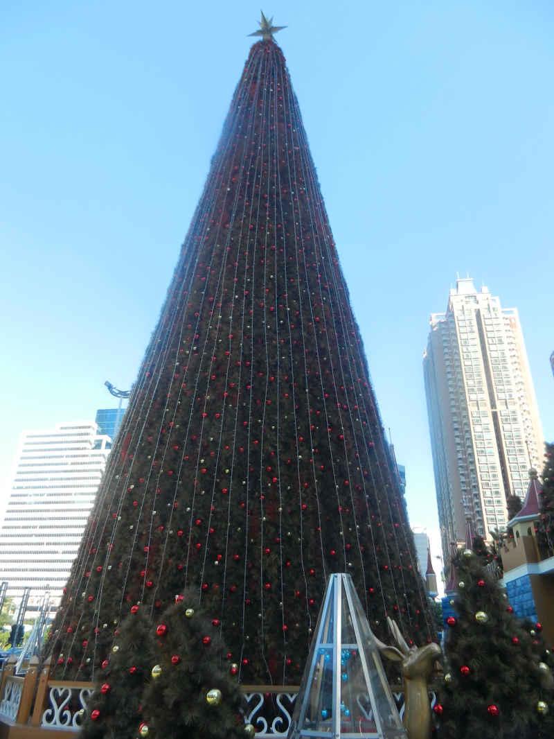 2014万象城超级圣诞树