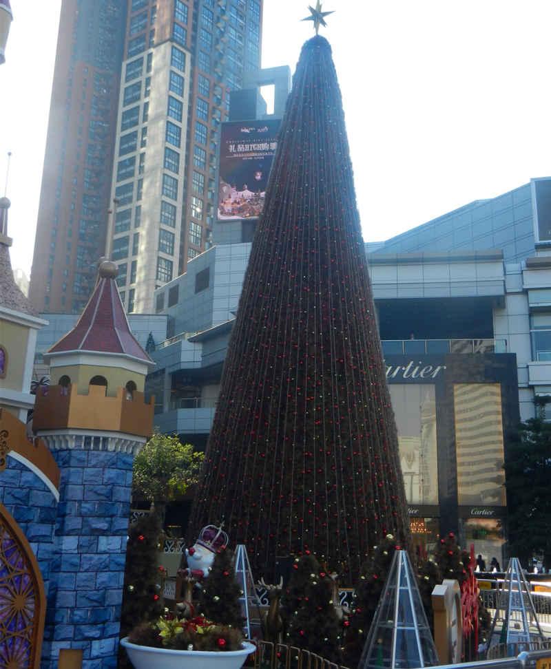 万象城2014年圣诞布置