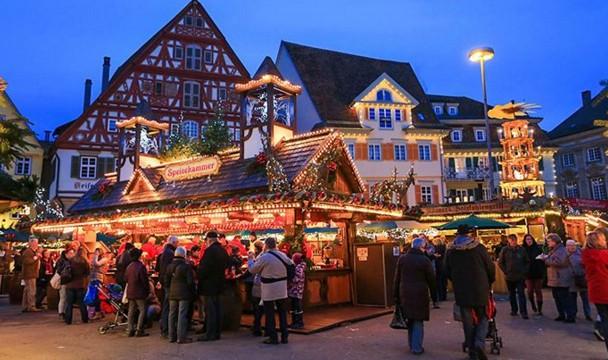 世界6大圣诞市场